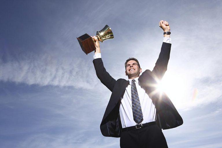 ความประสบความสำเร็จในตำแหน่งหน้าที่การงาน
