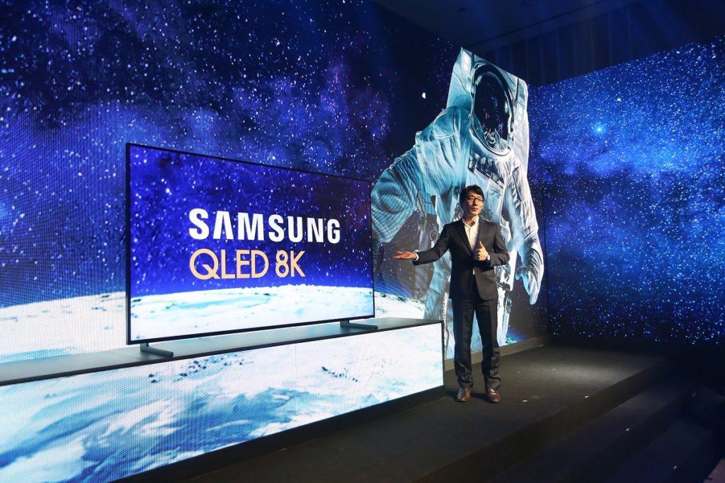 QLED TV 2019 เป็นทีวีรุ่นใหม่ของซัมซุงในปีนี้