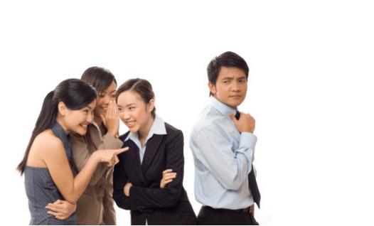 ไม่ควรนินทาเพื่อนร่วมงาน และพูดเรื่องไร้สาระในเวลาทำงาน